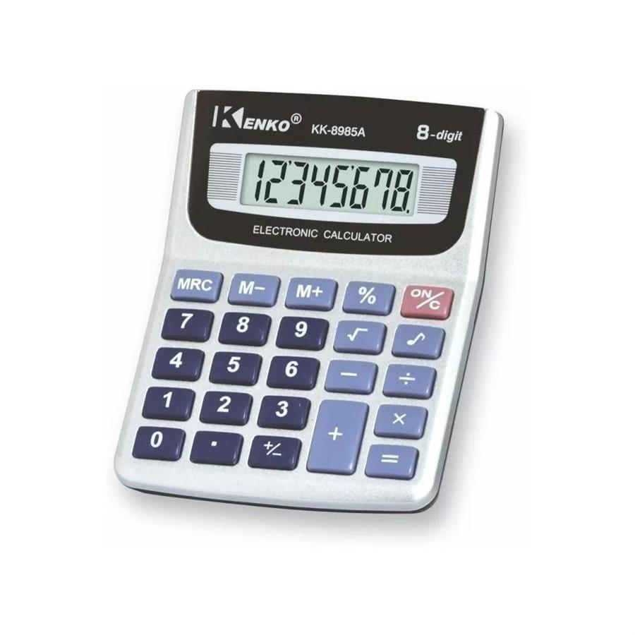 calculadora de balcão Kenko 8 digitos