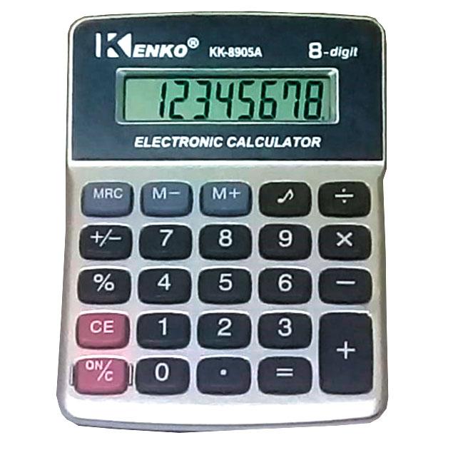 calculadora de balcão no atacado kit com 6 unidade