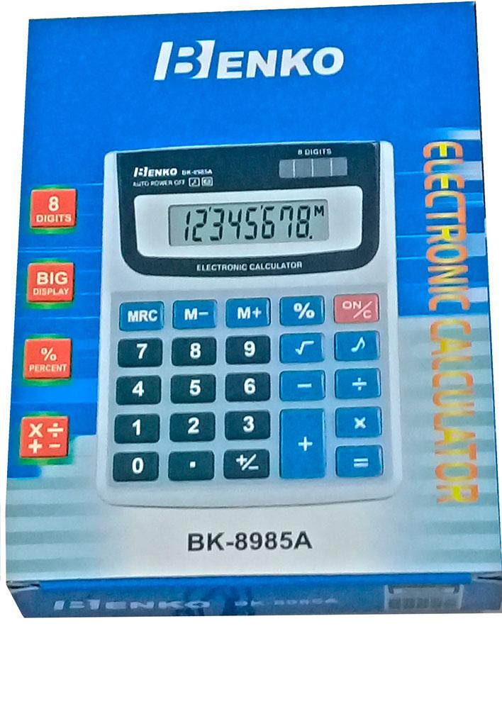 calculadora de balcão no atacado lote com 6 Unidades