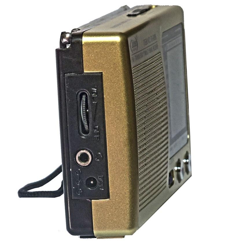 radio am fm som de tv 9 bandas  Idea id-9099