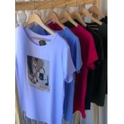 T-Shirt Extra Estampado