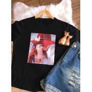 T-Shirts Estampada Woman