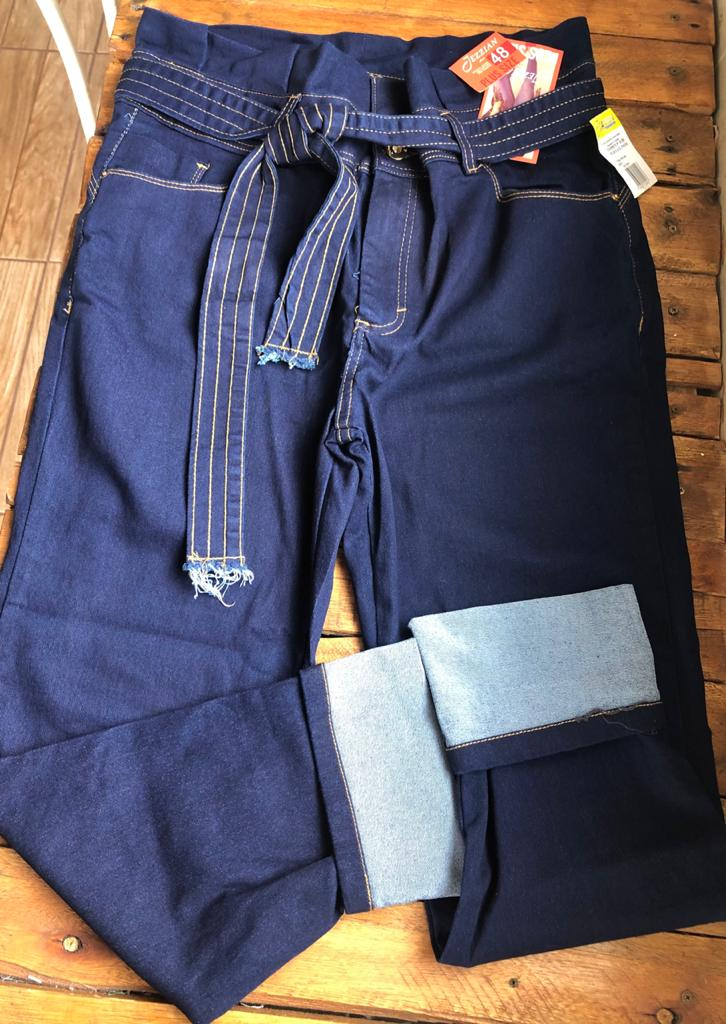 Calça Jeans Plus