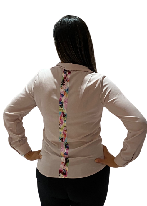 Camisa Mary Bela Flor