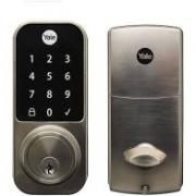 Fechadura Digital YDD 120 para porta Externa com Senha e chave