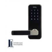 Fechadura Smart Lock SL100 Esquerda Prata