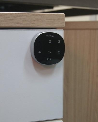 Fechadura Eletrônica para Móveis M1602