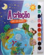 A Criação | Livro Com Aquarela