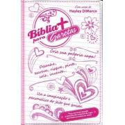 Bíblia + Para Garotas - Capa Branca