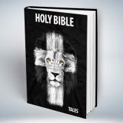 Bíblia Personalizada Com Nome | Leão de Judá | Frete Grátis