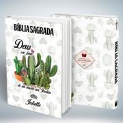 Bíblia Personalizada Com Nome| Jardim Secreto | Frete Grátis