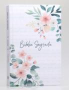 Bíblia Sagrada | NVI | Letra Normal | Capa Dura | Soft Touch | Floral