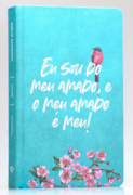 Bíblia Sagrada | NVT | Letra Normal | Capa Dura | Soft Touch | Meu Amado