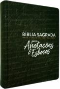 Bíblia Sagrada NVT Para Anotações e Esboços