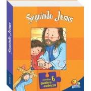 Janelinhas Bíblicas: Seguindo Jesus