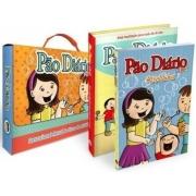 Maleta Pão Diário Kids - Devocional Anual e Livro de Atividades