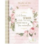 Meu Plano Com Deus Planner 2021 - Contarei tuas maravilhas