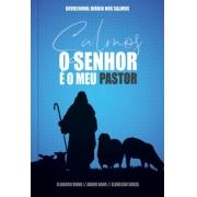Devocional Salmos - O Senhor é o meu pastor - Capa azul
