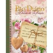 Pão Diário - Diário de Oração - Novo Coração