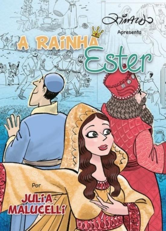 A Rainha Ester (Capa Azul)