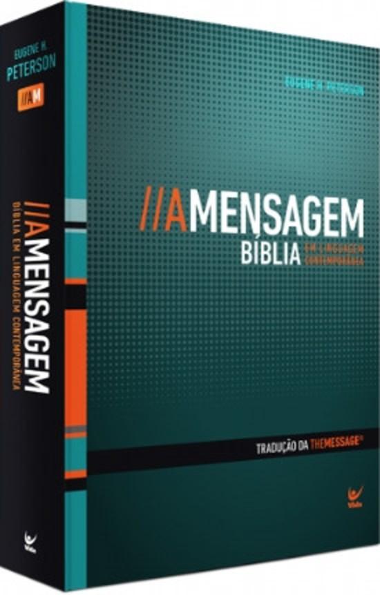 Bíblia a Mensagem Capa Dura