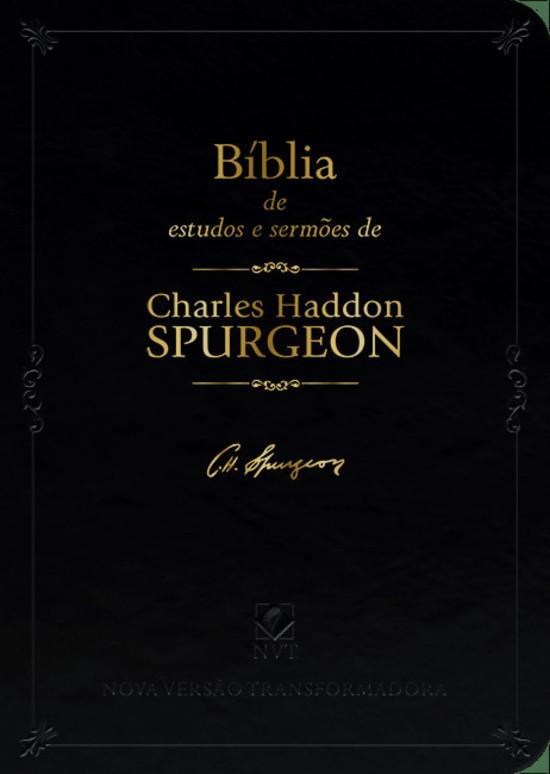 Bíblia de Estudos e Sermões de Charles Spurgeon