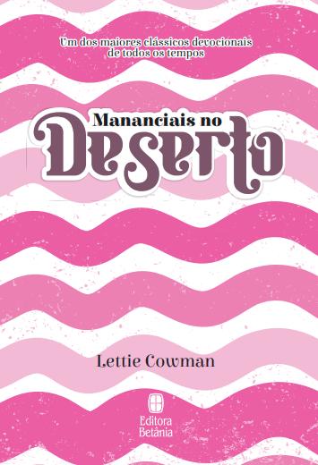Mananciais no Deserto | De Bolso | Rosa