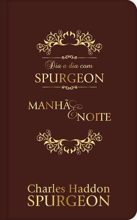 Dia a Dia Com Spurgeon - Ed. Luxo