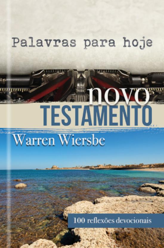 Palavras Para Hoje - Novo Testamento