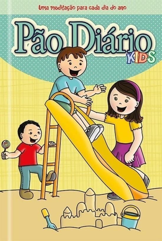 Pão Diário Kids (Capa Dura)