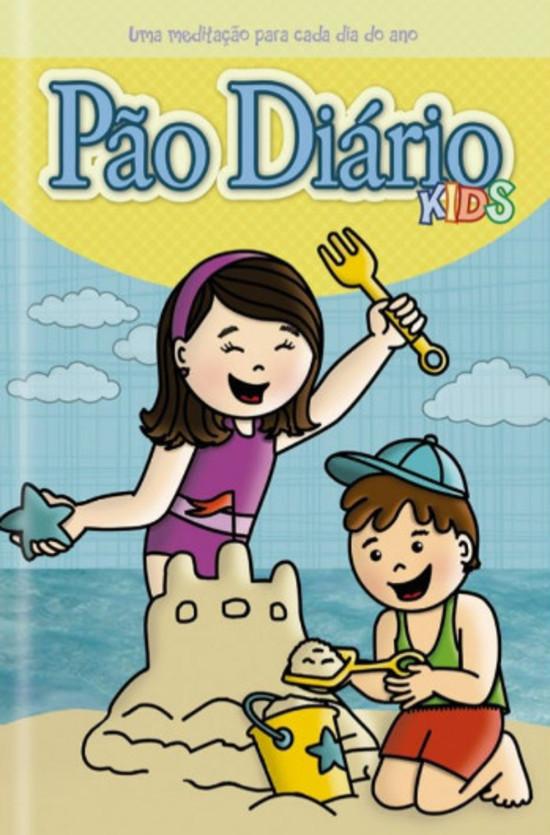 Pão Diário Kids - Novas Aventuras (Capa Dura)