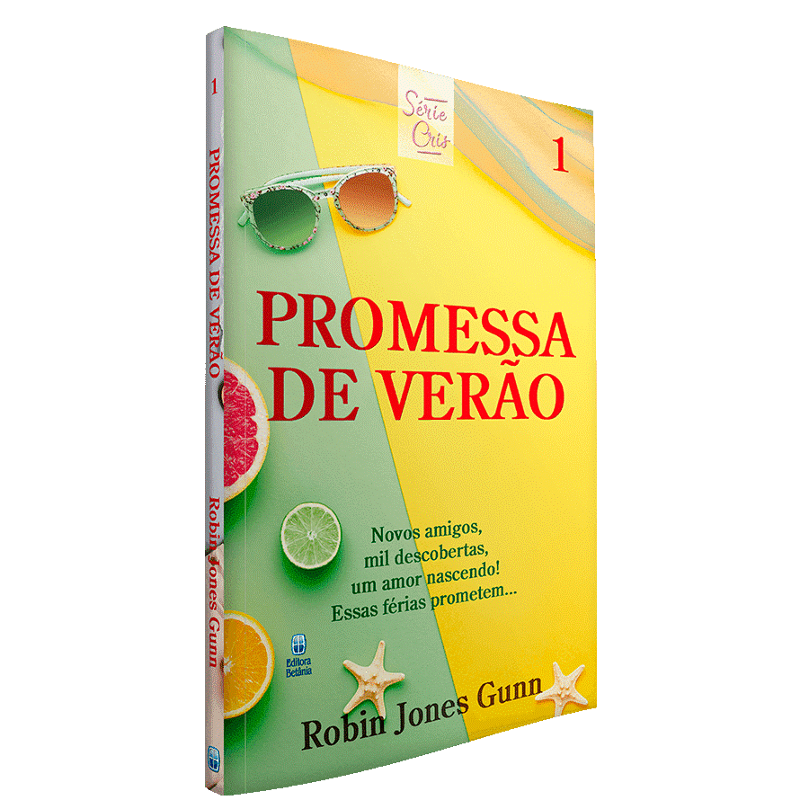 Série Cris | Vol. 1 | Promessa de Verão
