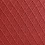 Capa de Almofada de Tricot Colmeia Cotton 50x50 Telha