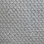 Capa de Almofada de Tricot Palha Cotton 50x50 Natural