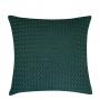 Capa de Almofada de Tricot Palha Cotton 50x50 Verde Floresta