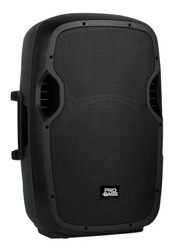 Caixa Amplificada Novik Pro Bass 800w Bluetooth Usb Card Mic Anúncio com variação