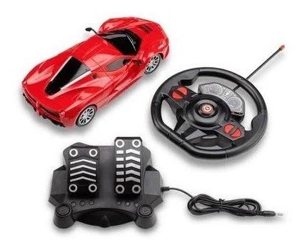 Carrinho De Controle Remoto Racing Control Speed X Vermelho Anúncio com variação