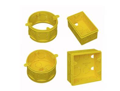Caixa de Luz 4x4 Quadrada PVC