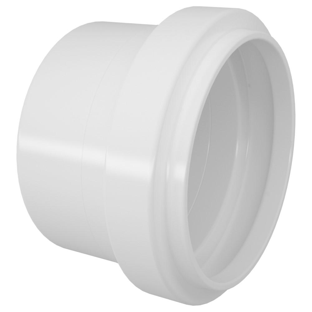 Cap para Esgoto SN 100mm - Branco