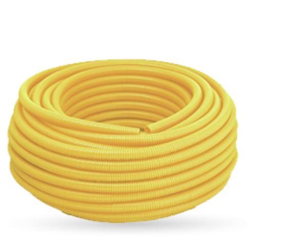 Eletroduto 32mm Rolo 25m - Amarelo
