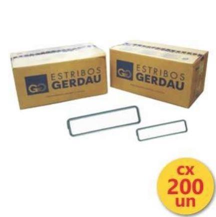 Estribo Nervurado 4,2mm - 07x22 Caixa C/ 200un.