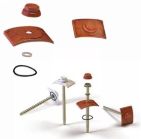 Kit de Vedação Minionda Cerâmica