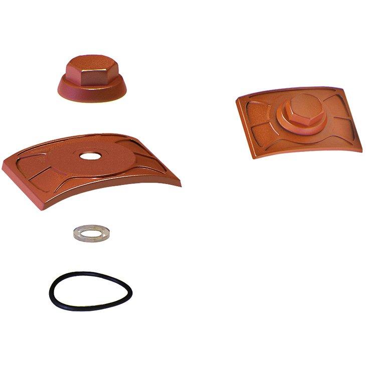 Kit Vedação Ceramica e Parafuso 2.1/2
