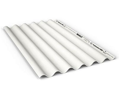 Telha de Fibrocimento Topcomfort  2,44x1,10m