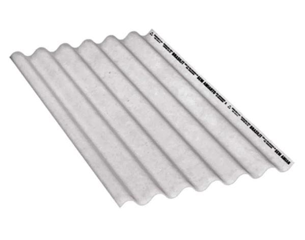 Telha Residencial CRFS 5mm 2,13 x 1,10m