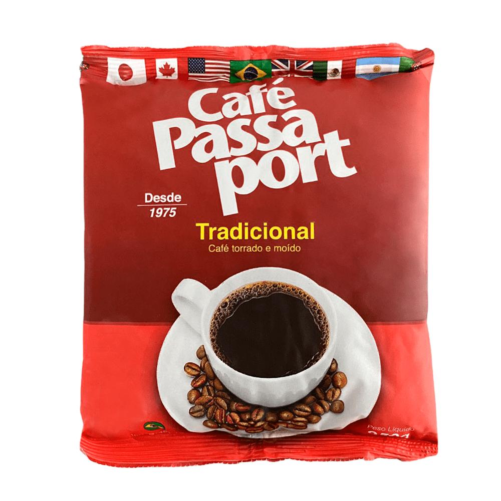 CAFÉ TORRADO E MOÍDO PASSAPORT TRADICIONAL 250GR