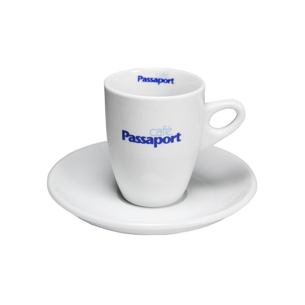 Kit Café Passaport Edição Limitada com Xícaras