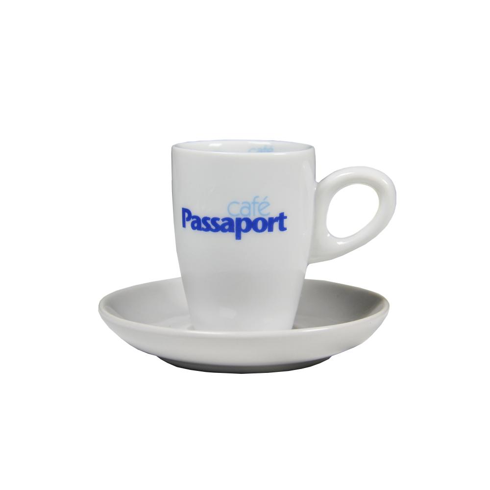 Xícara para chá Passaport