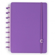 Caderno Inteligente All Purple  Médio