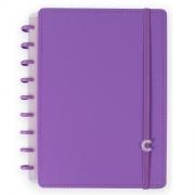 Caderno Inteligente All Purple  Médio
